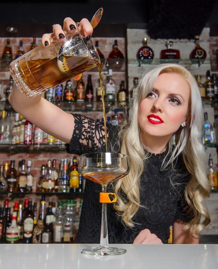 Interview with Angelika Larkina in Estonia - Barmaid Travel
