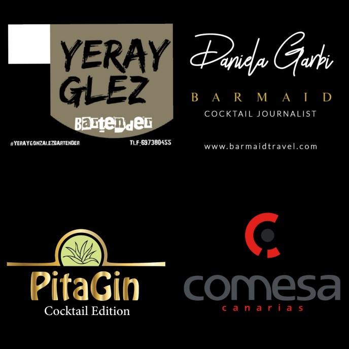 Yeray Glez PitaGin Comesa Daniela Garbi
