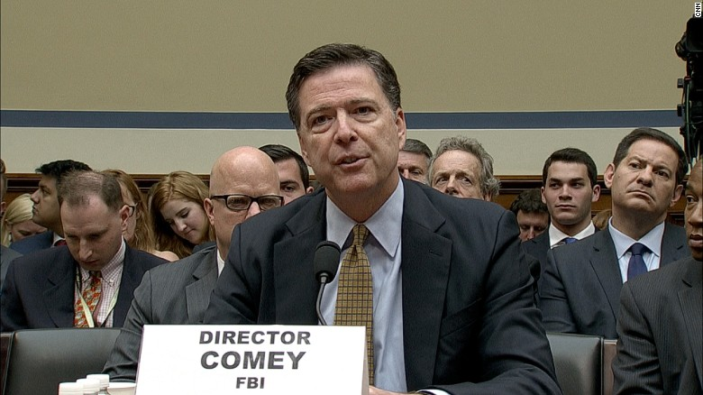 Comey is not doing the FBI any favors