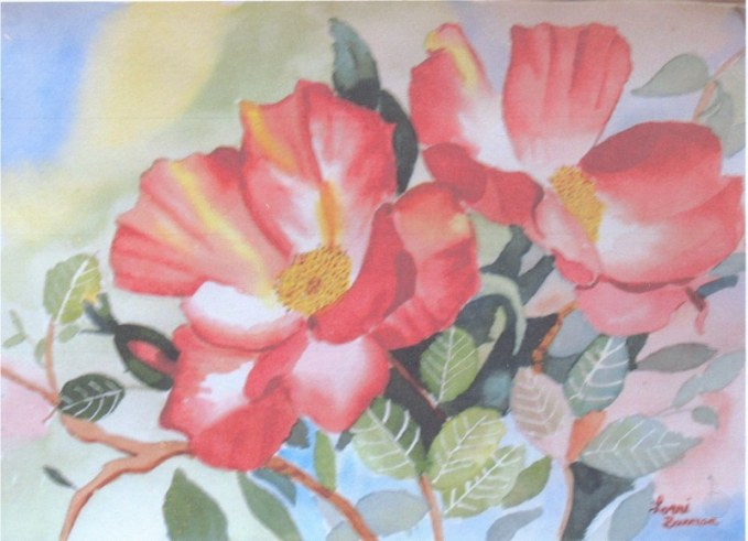 This is believed to he Lorri's Second-to-last work (2007)