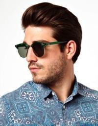 óculos na moda masculina