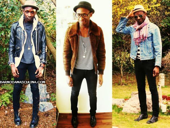 moda para negros