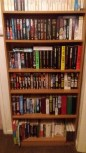 Just one of my book cases