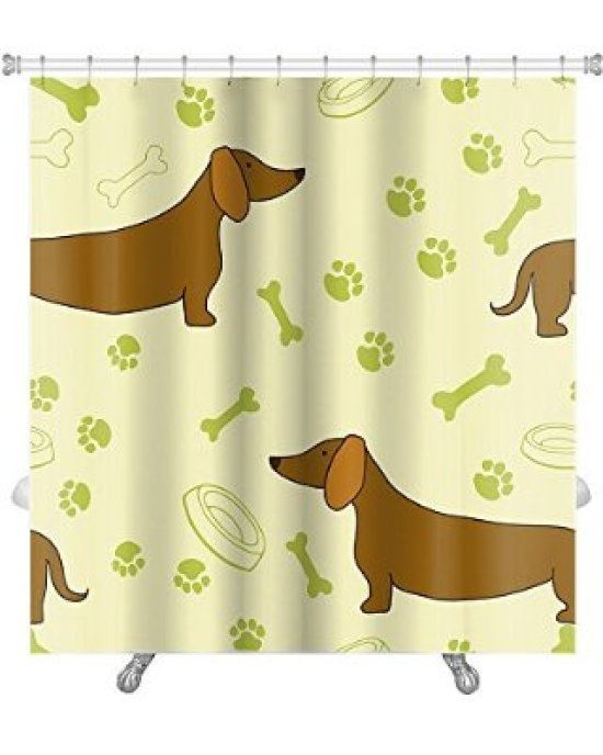 dach shower curtain