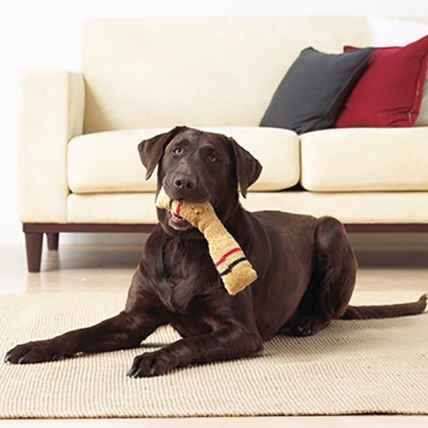 dog knit toy - make it yourself