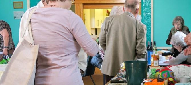 Spring Fair raises £380 for All Saints Church