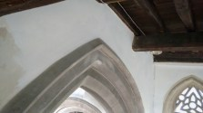 10 Arch between chancel & nave