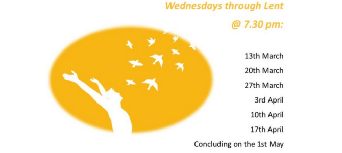 Happiness Lab – 7.30pm every Wednesday through Lent at The Willow Tree