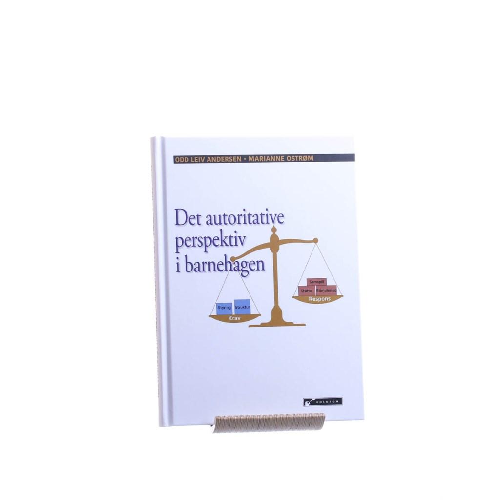 Boken det autoritative perspektiv i barnehagen