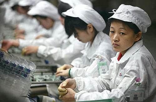 Apple i CSR-krise, arbejder på underleverandør Foxconn