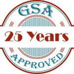GSA Approved Wipers 25 years