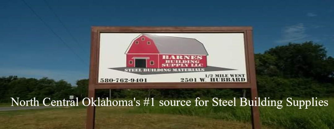 barnes building supply llc northern oklahoma one stop. Black Bedroom Furniture Sets. Home Design Ideas