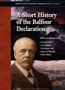 A Short History of the Balfour Declaration