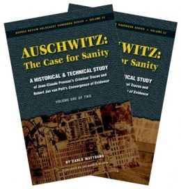 Auschwitz—The Case for Sanity