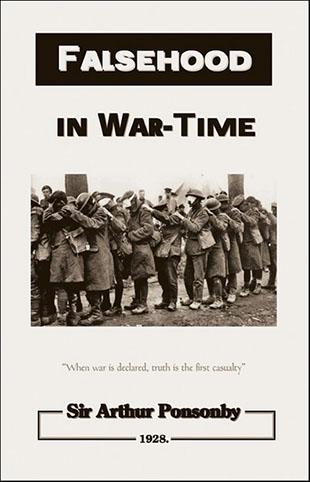 Falsehood in Wartime