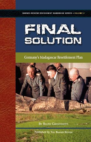 Final Solution: The Madagascar Resettlement Plan