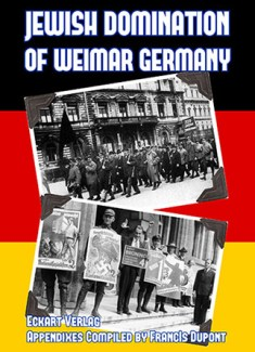 Jewish Domination of Weimar Germany