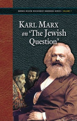 On 'The Jewish Question'