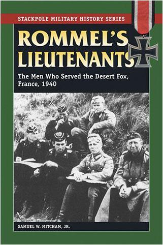 Rommel's Lieutenants