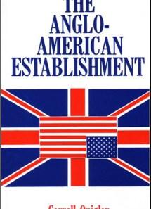 The Anglo-American Establishment