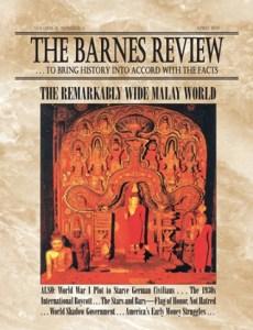 The Barnes Review, April 1996