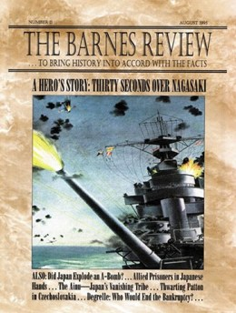 The Barnes Review, August 1995