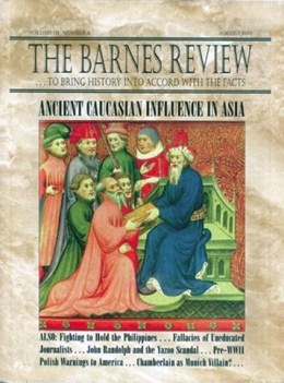 The Barnes Review, August 1997