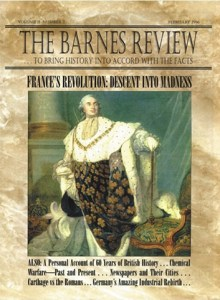 The Barnes Review, February 1996
