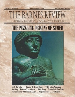 The Barnes Review, January/February 1999