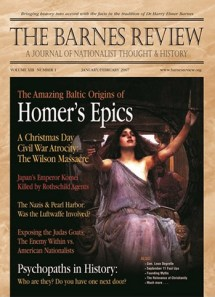 The Barnes Review, January-February 2007