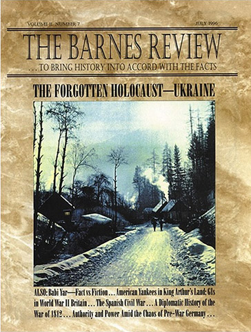 The Barnes Review, July 1996