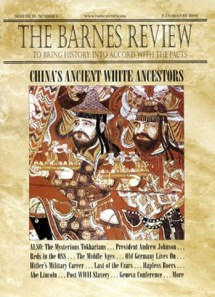 The Barnes Review, July-August 2000