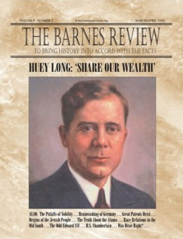 The Barnes Review, March/April 1999