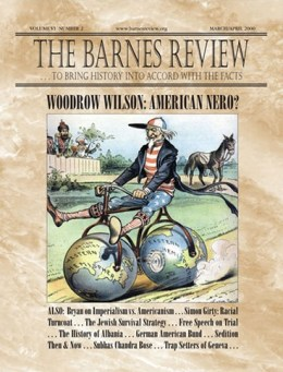 The Barnes Review, March/April 2000