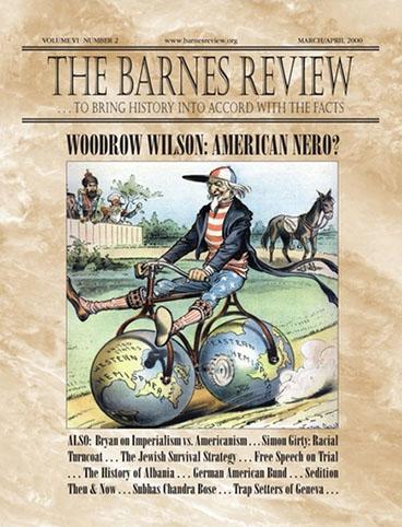 The Barnes Review, March/April 2000