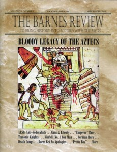 The Barnes Review, March-April 2001