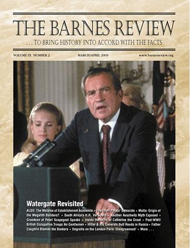 The Barnes Review, March-April 2003