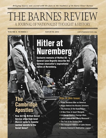 The Barnes Review, May/June 2004
