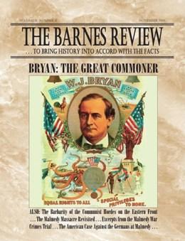 The Barnes Review, November 1996