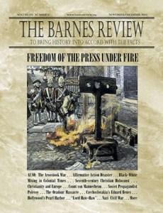 The Barnes Review, November-December 2001