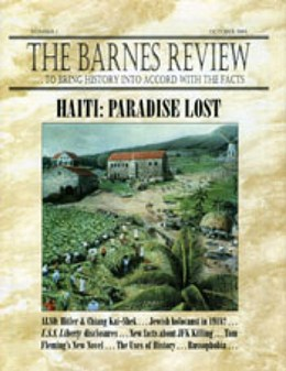The Barnes Review, October 1994