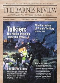 The Barnes Review, September-October 2004