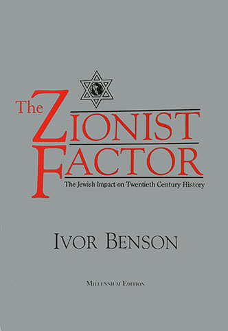 The Zionist Factor