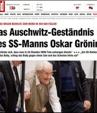 Oskar Groening Trial Dissolves into Farce