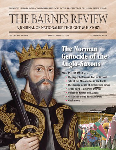 The Barnes Review, January-February 2013