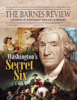 The Barnes Review, July/August 2014