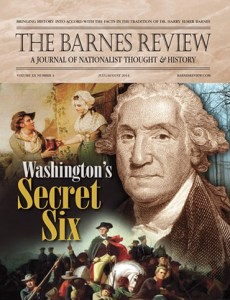 The Barnes Review, July-August 2014