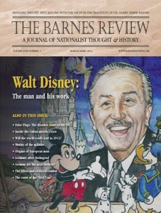 The Barnes Review, March-April 2011