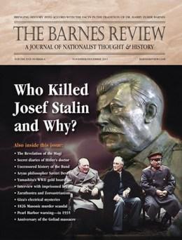 The Barnes Review, November/December 2011