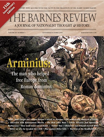 The Barnes Review, September/October 2009